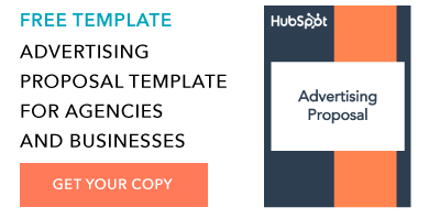 ad proposal template