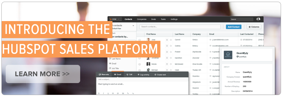 Introducing the HubSpot Sales Platform