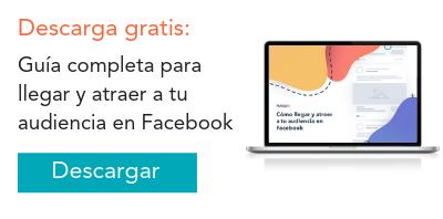 Facebook CTA
