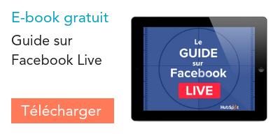 Guide Facebook live