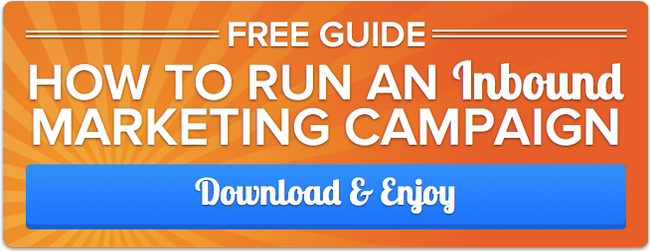 inbound marketing campaign free guide