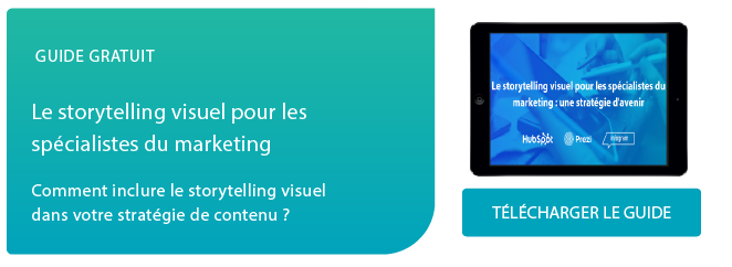 Guide : Le storytelling visuel