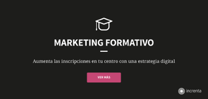 Marketing Formativo