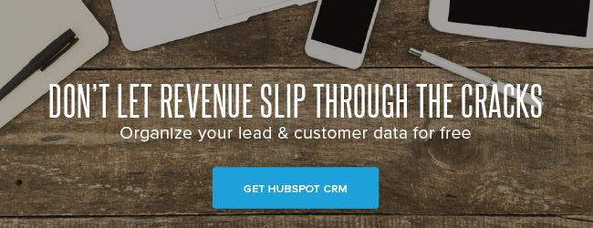 HubSpot CRM Revenue