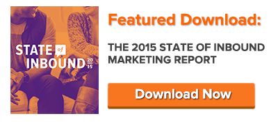 download the 2015 state of inbound marketing report