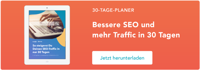 Download the SEO planners from HubSpot and Ryte