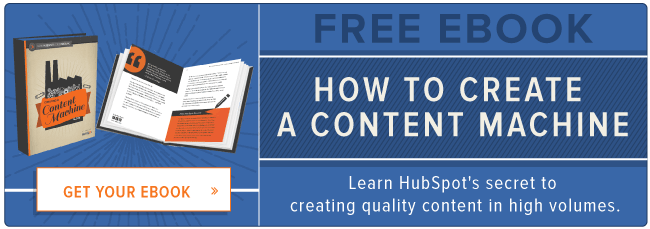 hubspot blogging trial