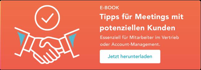 E-Book lesen: Meetings mit potenziellen Kunden