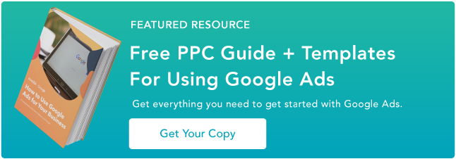 Kit for using Google Ads
