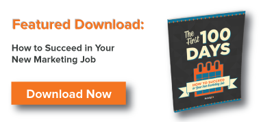 Free Download Succeed In Your New Marketing Job