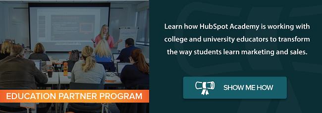 Join the Education Partner Program