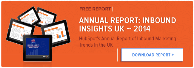 9 Revealing Inbound Marketing Insights From the U.K. [SlideShare]