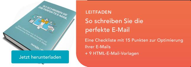 Kostenloser Download – So schreiben Sie die perfekte E-Mail