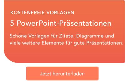 Download: 5 PowerPoint-Vorlagen in tollen Designs