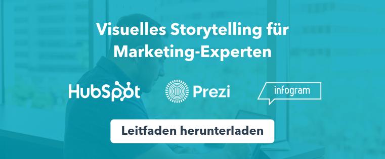 Visuelles Storytelling - Auf Leitfaden zugreifen