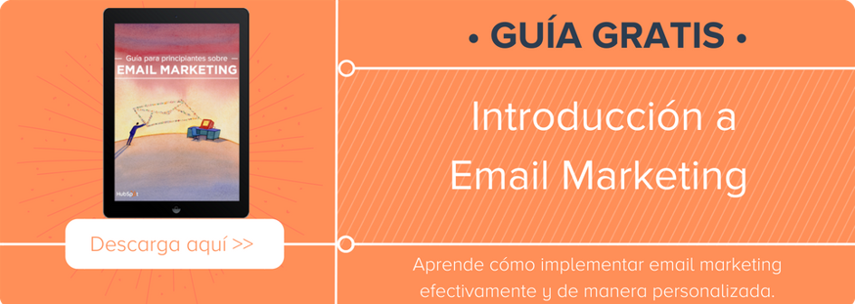 introducción a email marketing
