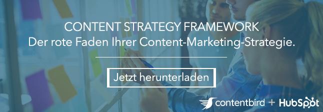 Content Strategy Framework herunterladen