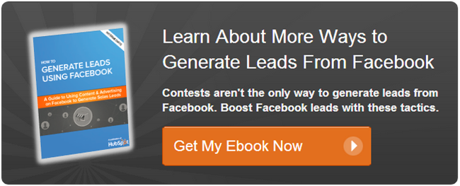 download free facebook lead gen ebook
