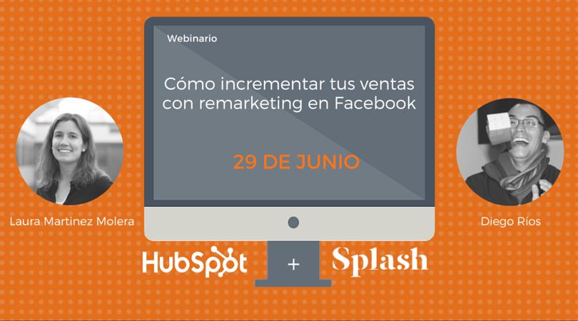 Incrementa tus ventas con remarketing en Facebook