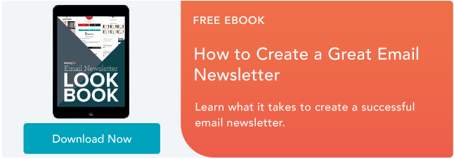 Free Download Email Newsletter Lookbook