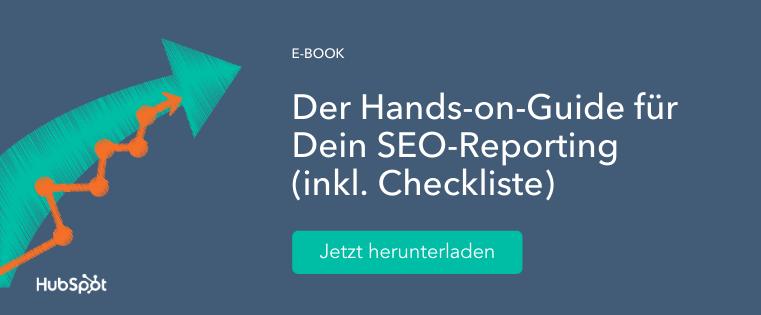 SEO-Reporting Checkliste