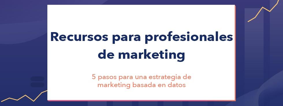 Recursos marketing