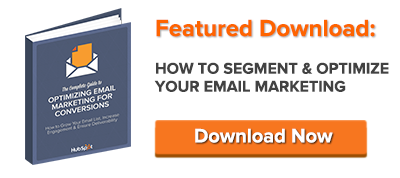 free guide: how to segment your email marketing
