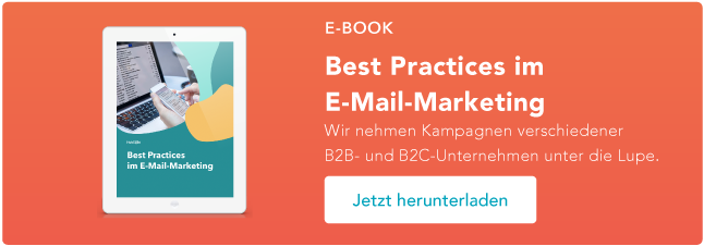 E-Mail-Marketing Best Practices
