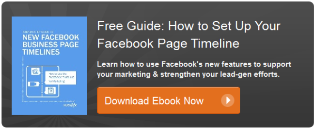 facebook timeline for business pages ebook