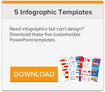 five-free-infographic-templates