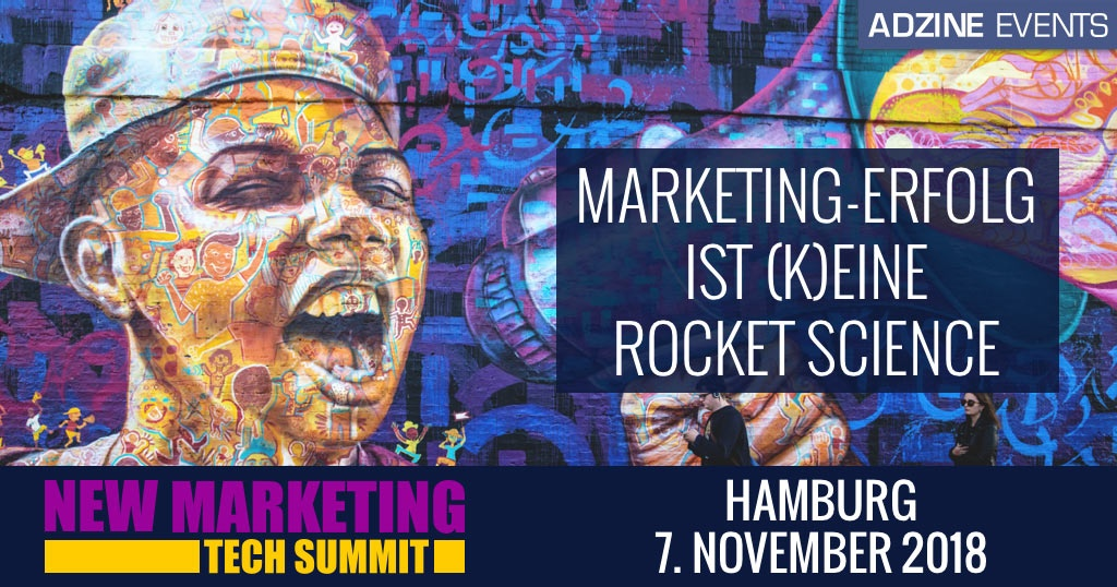 New Marketing Tech Summit