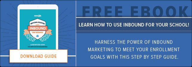 Efficient Education Marketing Machine - Free Ebook