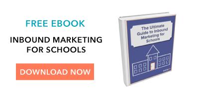 Inbound Marketing for Schools