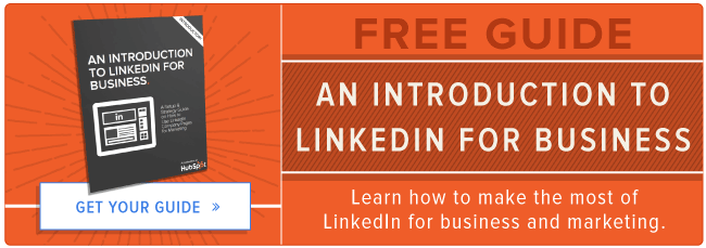 intro to linkedin for business: free guide