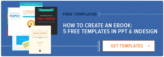 how to create an ebook: 5 free ebook templates