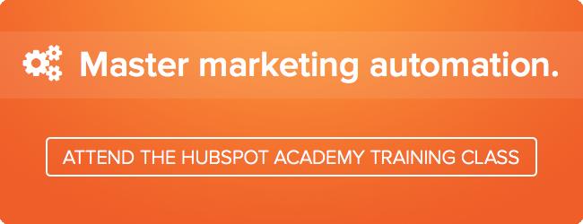 master marketing automation free hubspot academy class