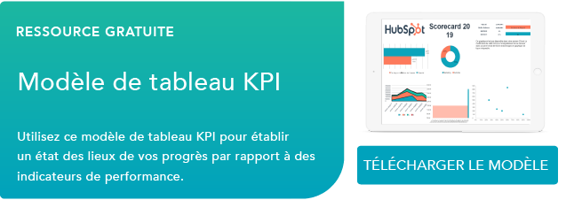 Bottom-CTA : Tableau KPI