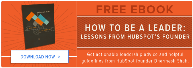 free ebook: leadership lessons