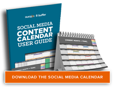 get the free social media contet calendar template