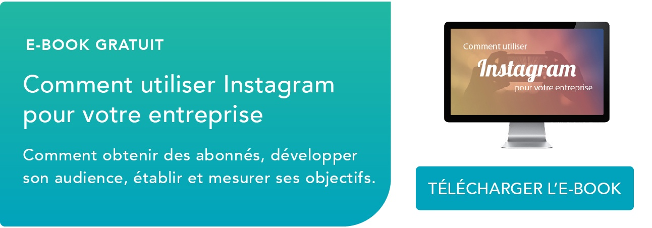 E-book : Comment utiliser Instagram pour votre entreprise