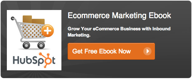Free Ecommerce Marketing eBook