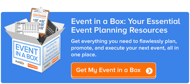 event planning resources