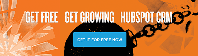 get HubSpot's CRM for free