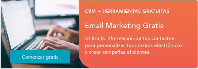 CRM + Herramientas Gratis