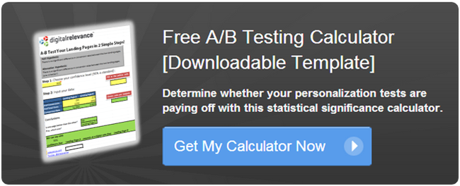 get your free a/b testing calculator