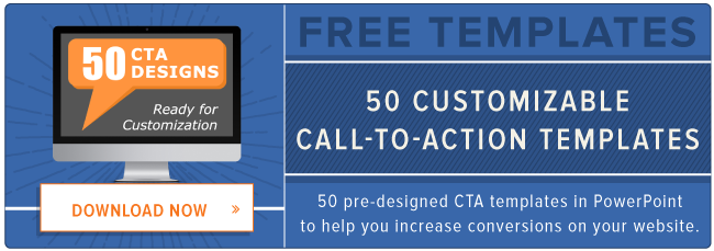 customizable cta templates