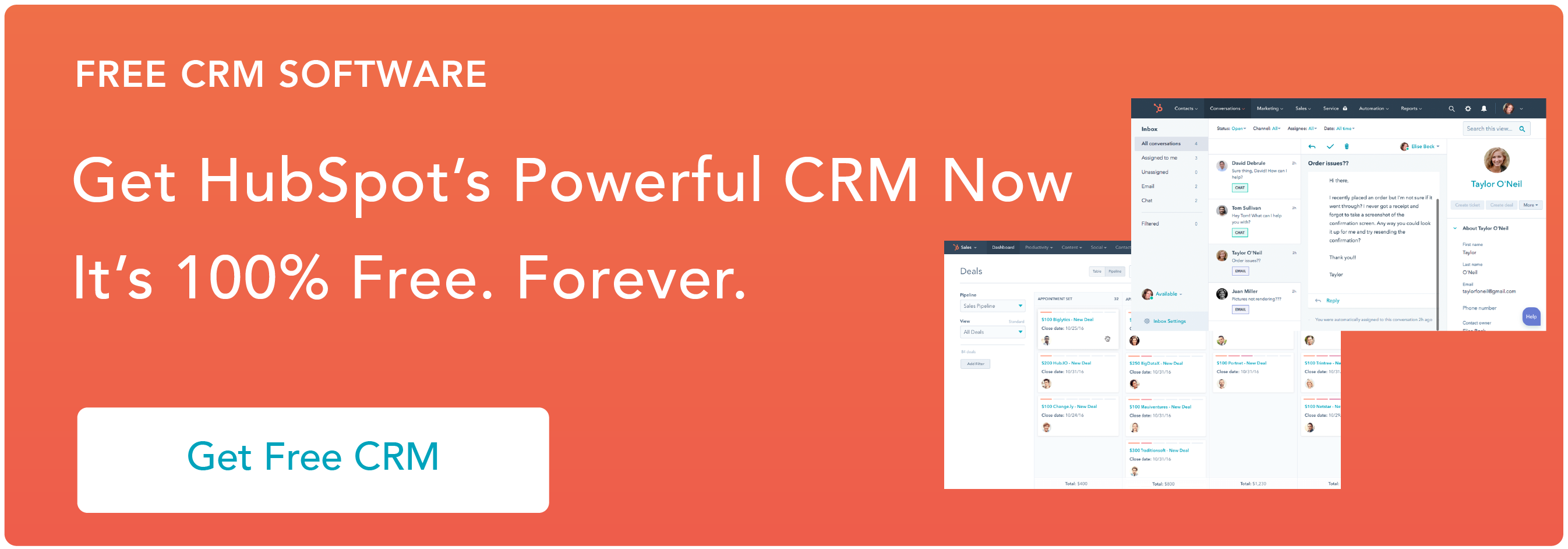 crm software free