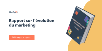 Rapport sur l'évolution du marketing