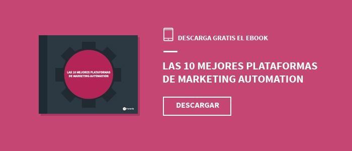 Las 10 mejores plataformas de marketing autmation