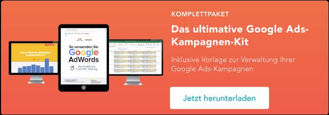 Google Ads Kampagnenkit herunterladen